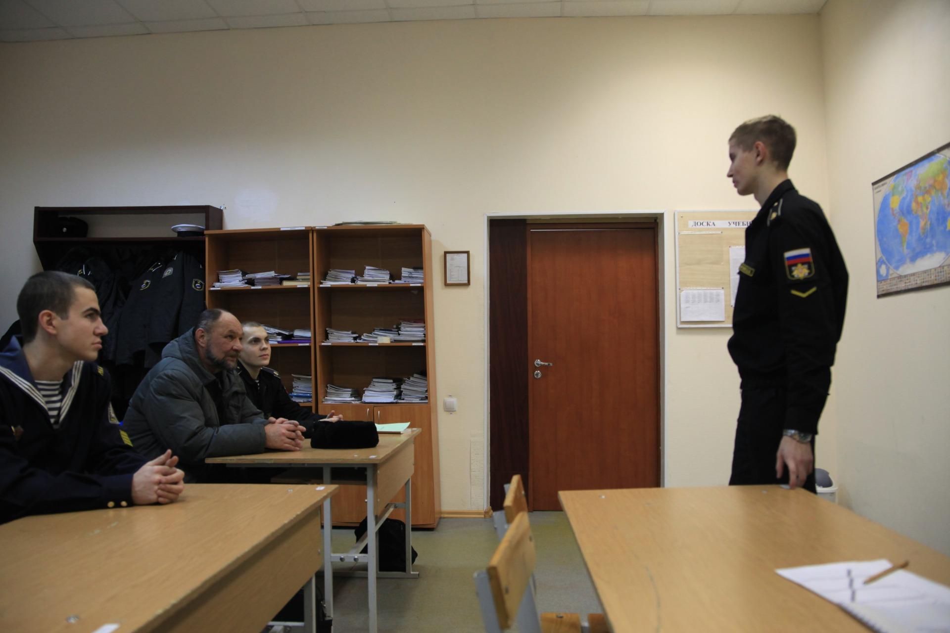 встречас выпускниками ТМКК
