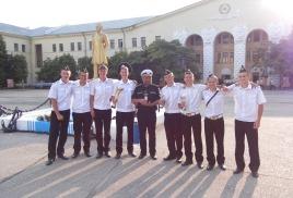II Всероссийский слёт юных моряков по морскому многоборью в  Севастополе